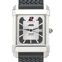 Brad Keselowski #2 Speedway Watch with Rubber Strap
