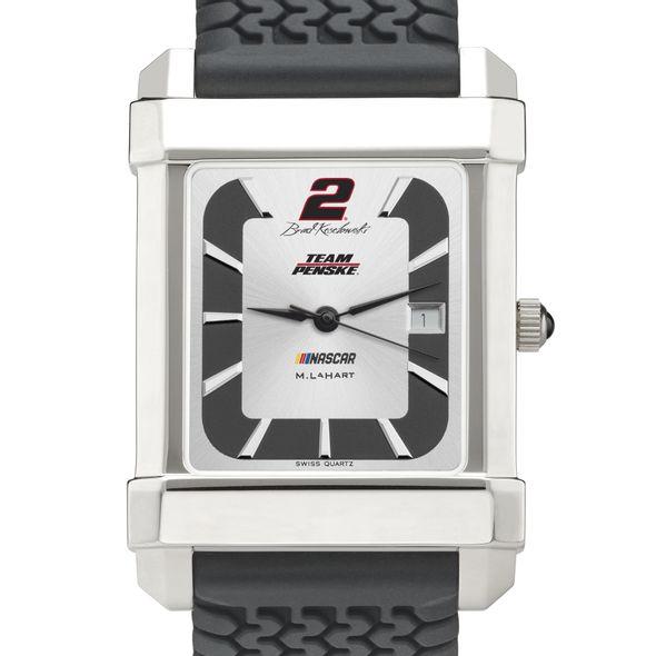 Brad Keselowski #2 Speedway Watch with Rubber Strap