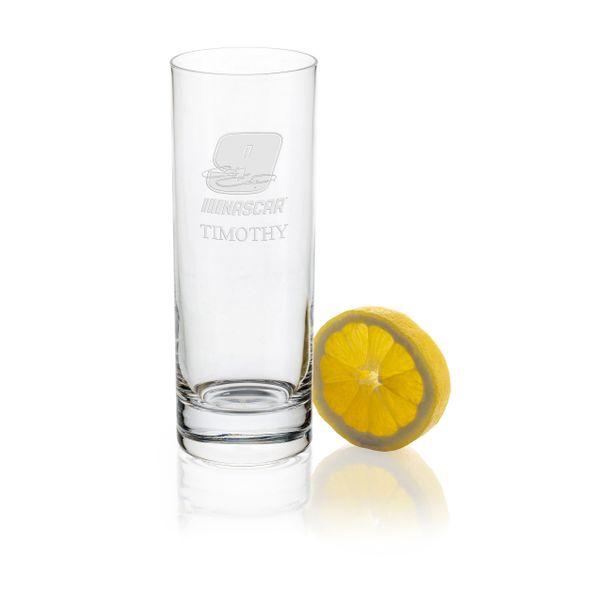 Chase Elliott Iced Beverage Glass