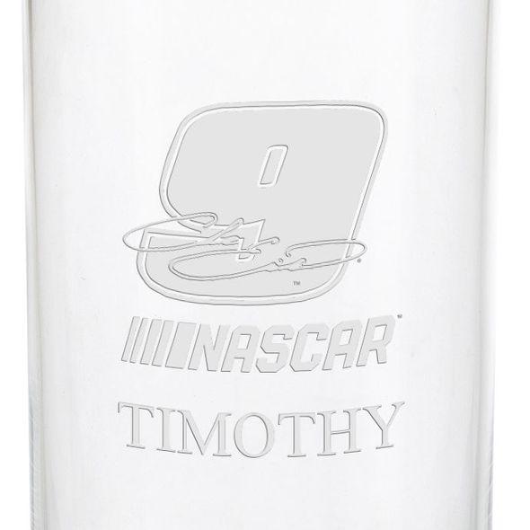 Chase Elliott Iced Beverage Glass - Image 3